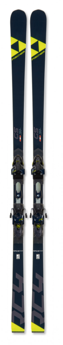 2020 Fischer RC4 Worldcup GS Masters Curv Booster Race Skis