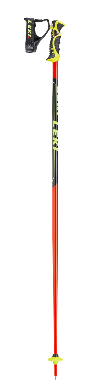 Leki WC SL, Race Room Skis