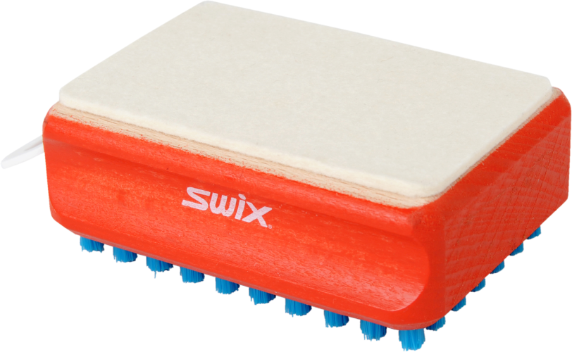 Swix Combi F4 Felt/Nylon Brush