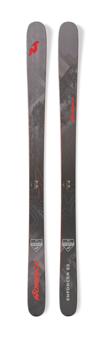 2020 Nordica Enforcer 93 - All Mountain Skis