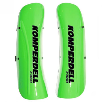 Komperdell Shin Guards for Slalom Racing