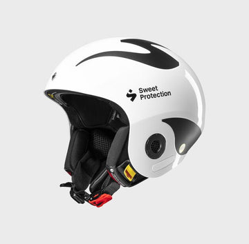 Sweet Protection Volata MIPS Helmet - White