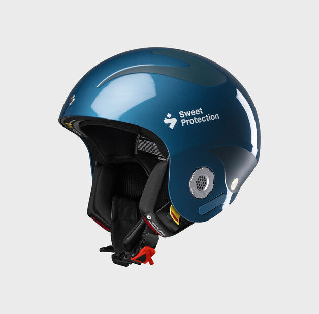 Blue Sweet Protection Volata MIPS Ski Race Helmet