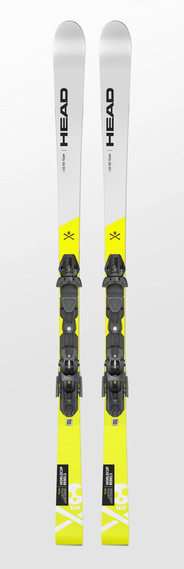 2021 Head Worldcup Rebels I.GS RD Team | Junior GS Skis  - 173cm, 166cm, 159cm