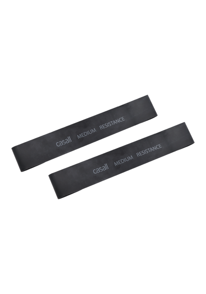 Rubber band medium 2pcs – Dark grey