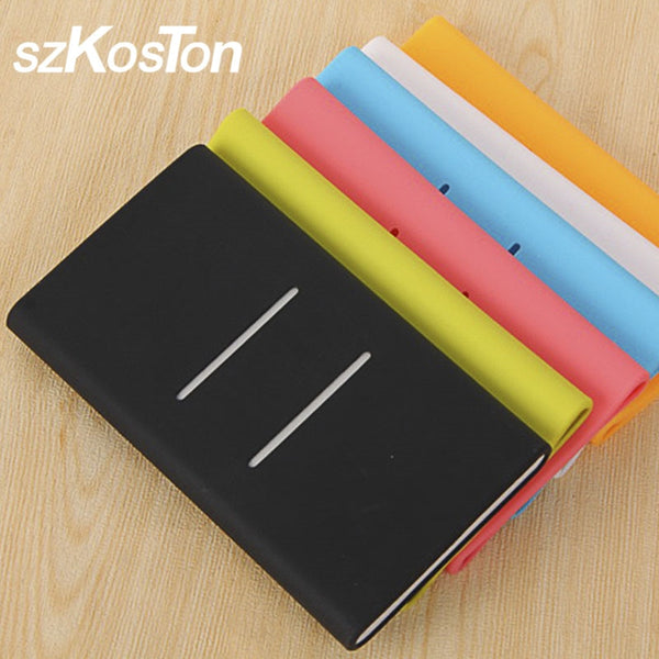 Power Bank Silicone Cover