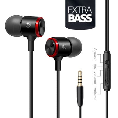 Xtra-Bass Earphone