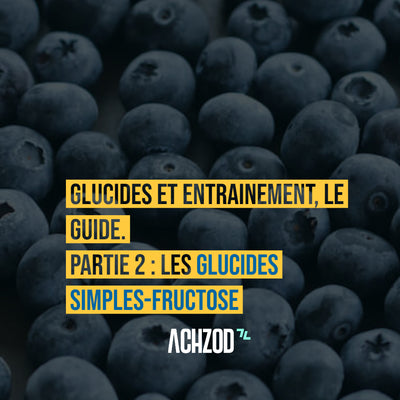Glucides et musculation - Le guide partie 2 : les glucides simples