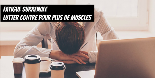 LA FATIGUE SURRENALE