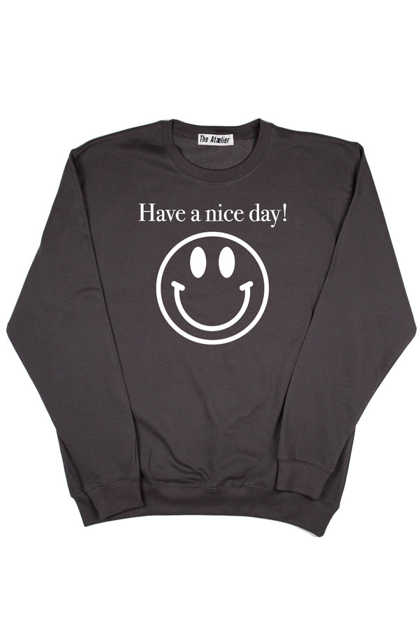 NICE DAY Sweater (Darkgrey)