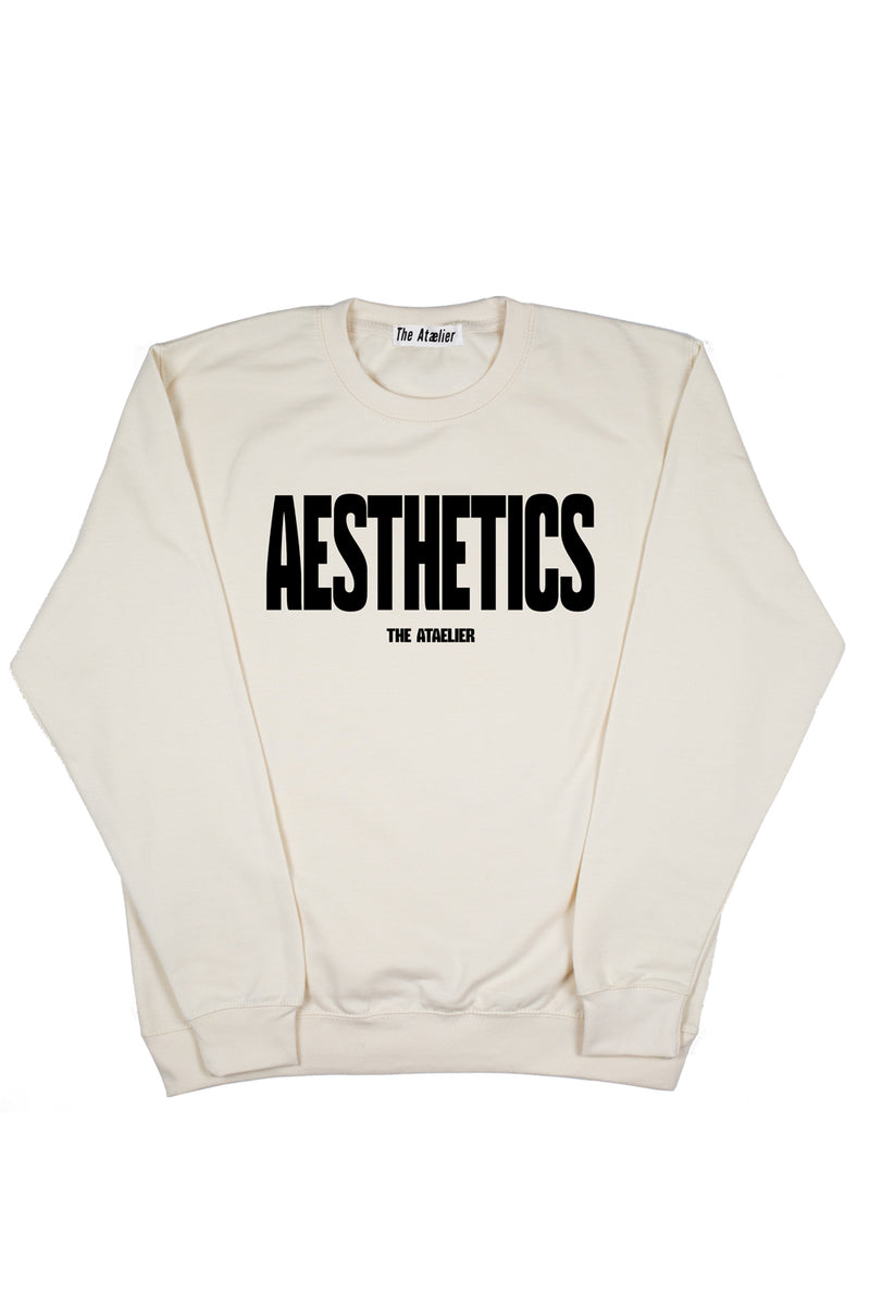 AESTHETICS Sweater (Offwhite)