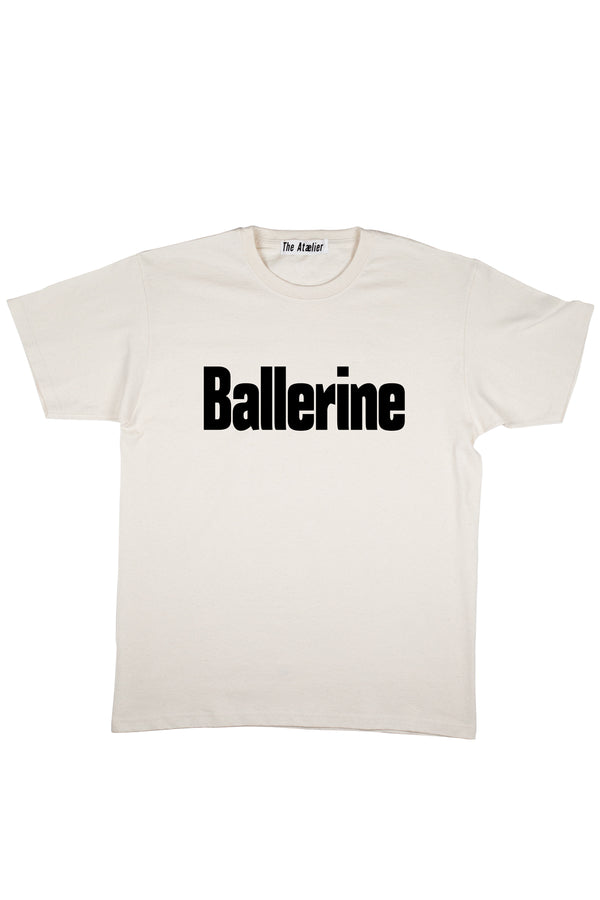 BALLERINE Shirt (Natural Raw)