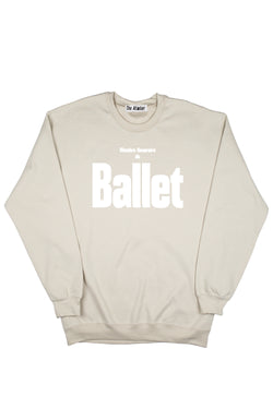 BALLET Sweater (Taupe)