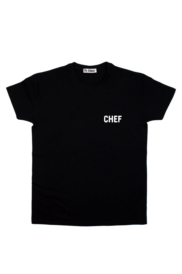 CHEF Shirt (Black)