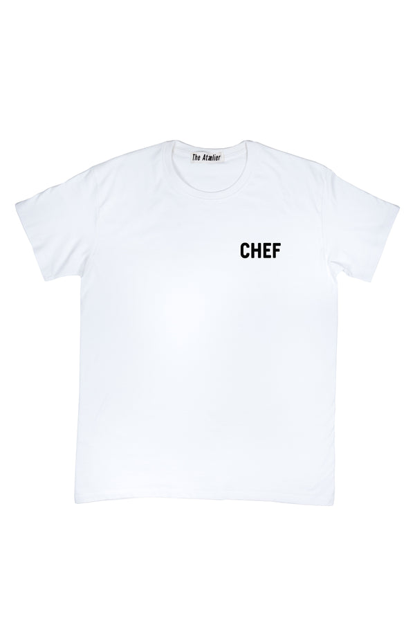 CHEF Shirt (White)