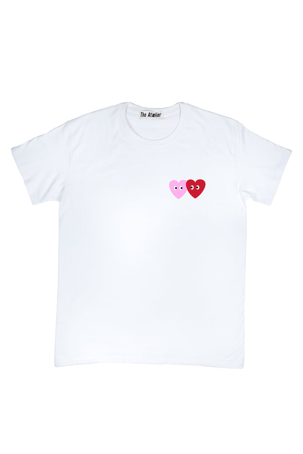 MOM & DAUGHTER Shirt (White)