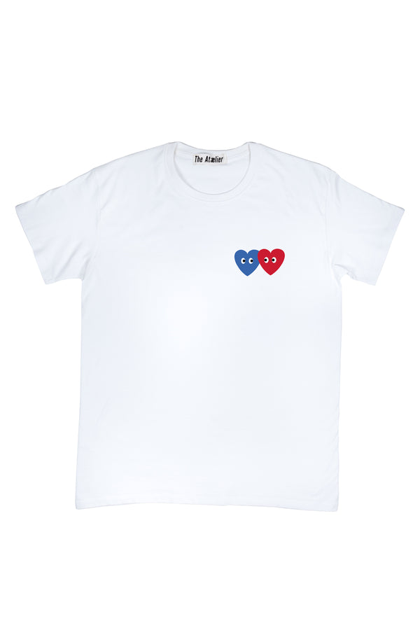 MOM & SON Shirt (White)