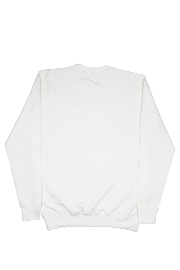 DAILY REMINDER Sweater (White)