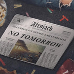 Afrojack Feat. Belly, O.T. Genasis & Ricky Breaker - No Tommorow - Ricky Breaker