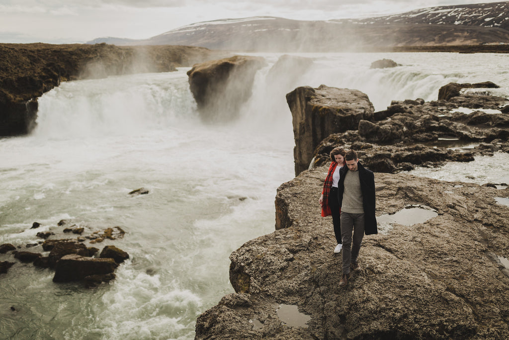 Donald and Lesley Icelandic Elopement