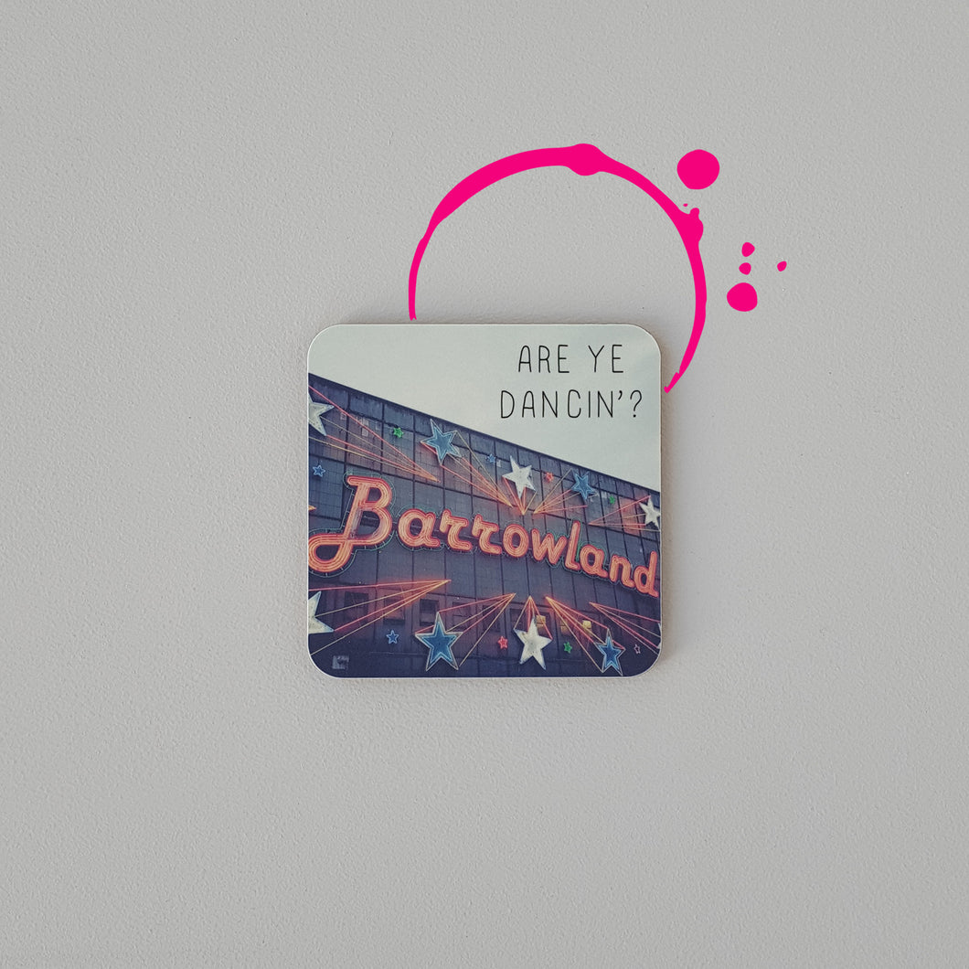 Banter Coaster Barrowland Ballroom