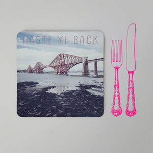 Banter Placemat Forth Bridge