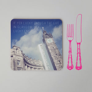 Banter Placemat Tollbooth Steeple
