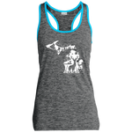 Outdoors Performance Racerback Tank - Forbes Design