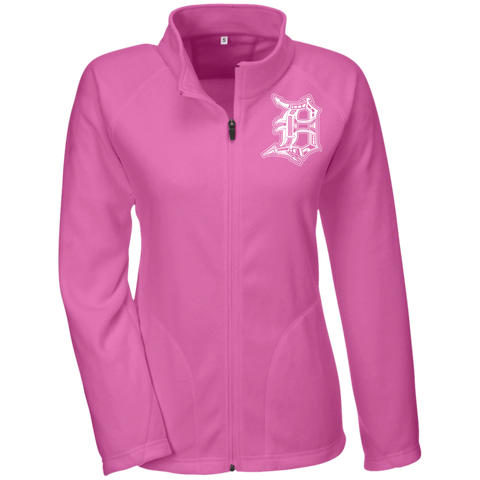 Detroit D Ladies Microfleece - Forbes Design