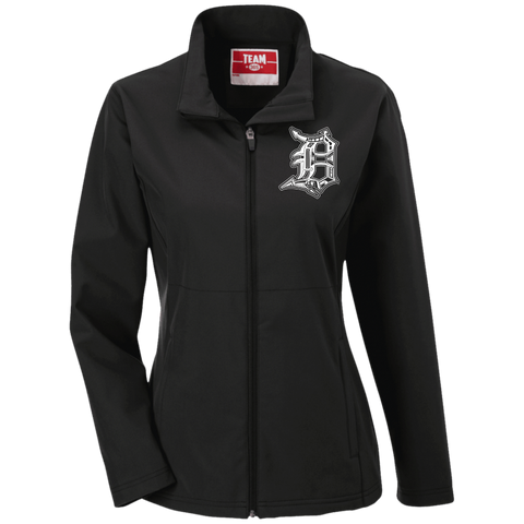 The D Ladies Soft Shell Jacket - Forbes Design