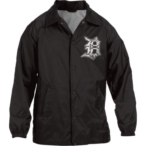 Detroit D Nylon Staff Jacket - Forbes Design