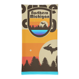 Northern Michigan Face Mask / Headband - Forbes Design