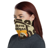 Northern Michigan Face Mask / Headband -  - [Forbes_Design]