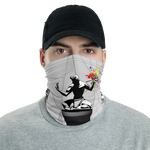 Spirit of Detroit Face Mask / Headband - Forbes Design