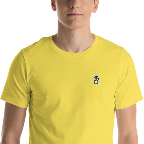 EMBROIDERED PENGUIN (UNISEX) - T-Shirt - [Forbes_Design]