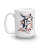 Eat Em Up Detroit D Mug - Forbes Design