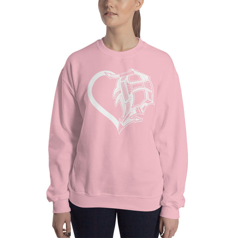 Heart Of Detroit Crew - Sweatshirt - [Forbes_Design]