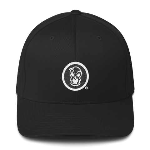 Penguin Logo Flexfit (Circle) - Hat - [Forbes_Design]