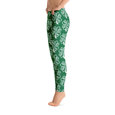 Corktown Clover Leggings - Leggings - [Forbes_Design]