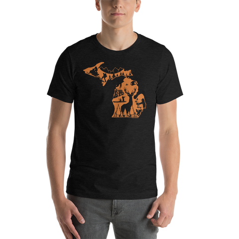 Outdoors Hunter Edition T-Shirt (Unisex) - T-Shirt - [Forbes_Design]