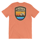 Northern Michigan T-Shirt (Unisex) - T-Shirt - [Forbes_Design]