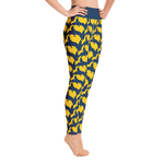 Hail Michigan Yoga Leggings - Forbes Design