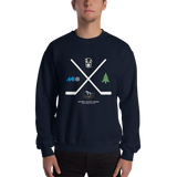 Pond Hockey Crewneck - Forbes Design