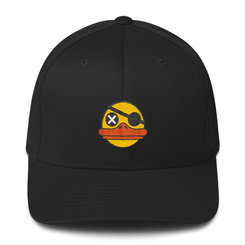 Ducky Flexfit - Hat - [Forbes_Design]
