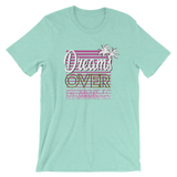 Dreams Over Drama Short-Sleeve Unisex T-Shirt - T-Shirt - [Forbes_Design]
