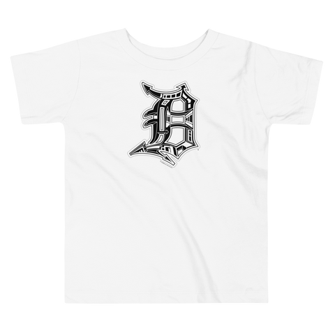 Detroit D Toddler Tee - Forbes Design