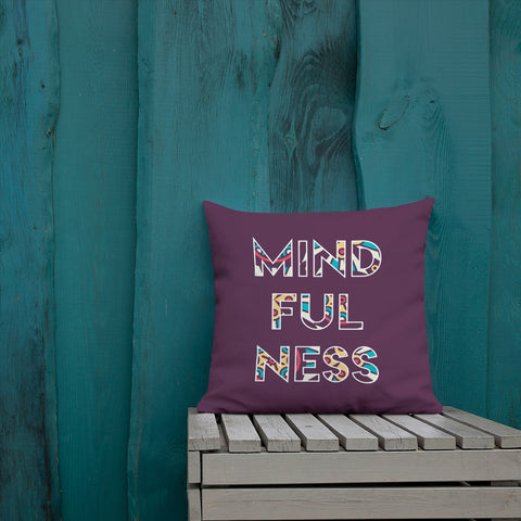 Mindfulness Pillow - Forbes Design