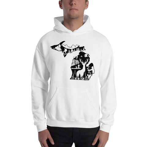 Outdoors Arctic Hoodie (Unisex) - Forbes Design