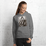 313 Fist Women's Hoodie - Sweatshirts - [Forbes_Design]
