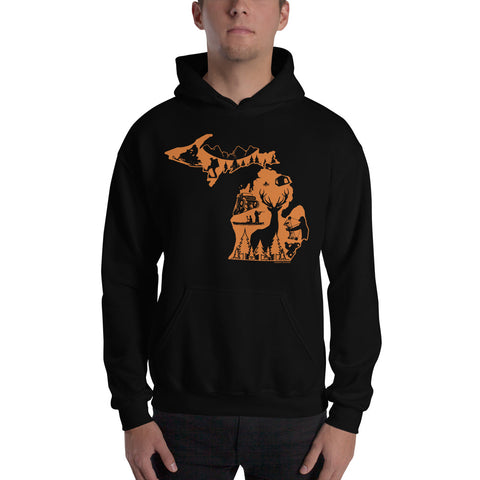 Outdoors Hoodie (Unisex) - Forbes Design